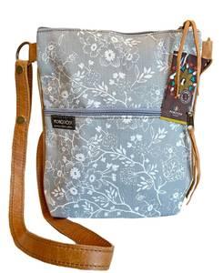 Bilde av Lys grå skulderveske - Crossbody pouch