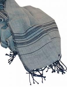 Bilde av Badehåndkle - Awash blå 100x180 cm