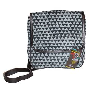 Bilde av Flip over bag - Diamond grå
