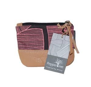 Bilde av Small zip purse - Rosa pengepung Disa