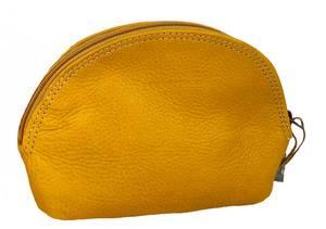 Bilde av Glam Bag Oker - Gul skinnpung