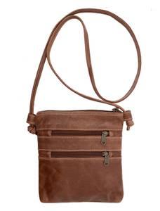 Bilde av Small Knotted Bag - Liten brun
